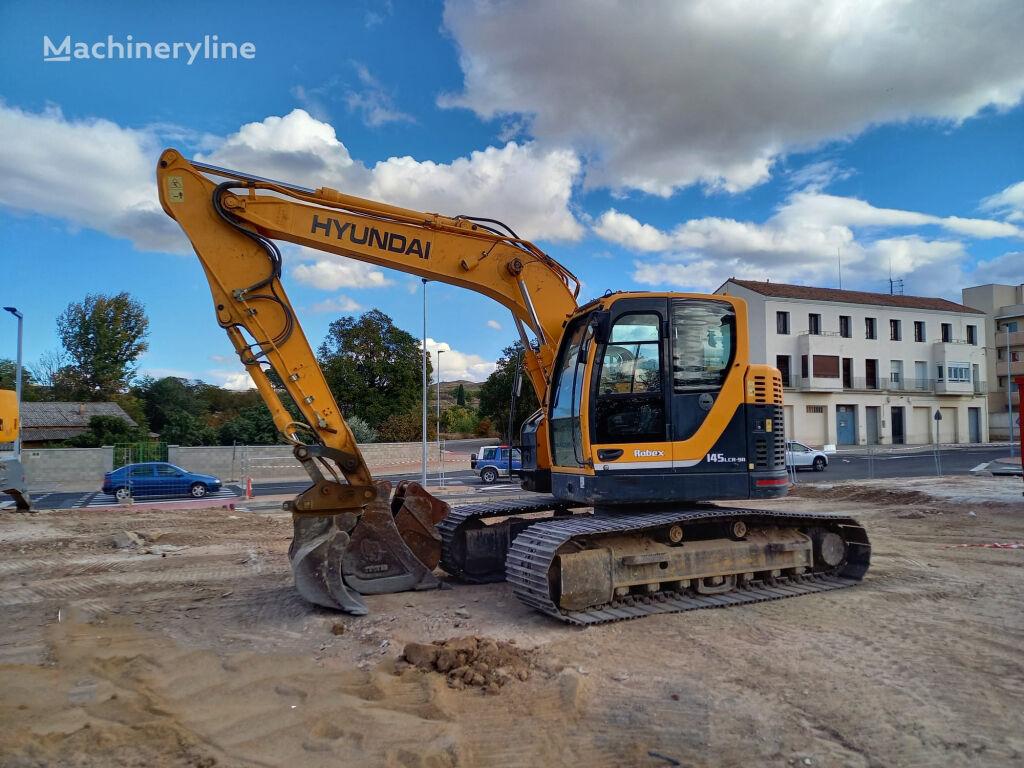 HYUNDAI Robex 145 LCR excavadora de cadenas