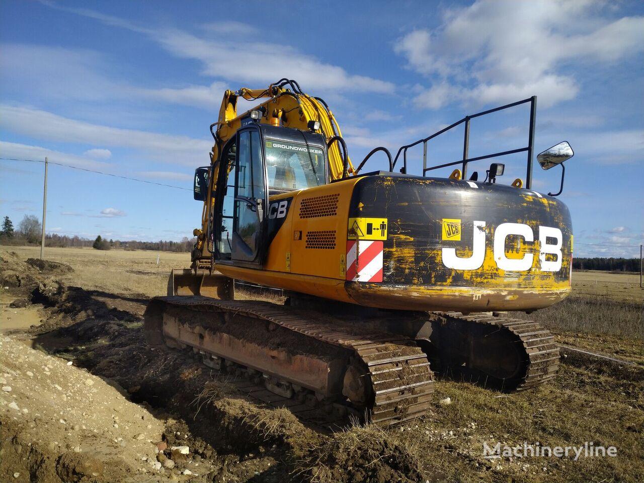 JCB JCB JS220 excavadora de cadenas