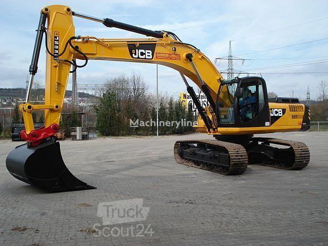 JCB JS 330 NLC excavadora de cadenas