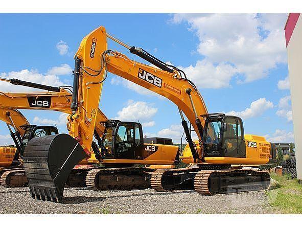 JCB JS 370 NLC excavadora de cadenas