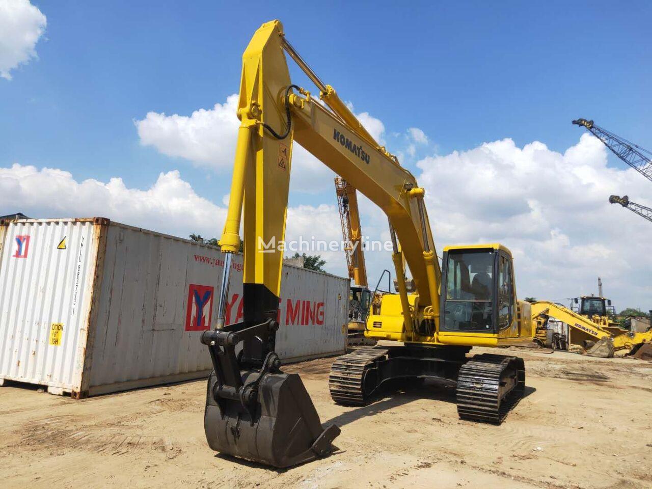 KOMATSU PC200 excavadora de cadenas