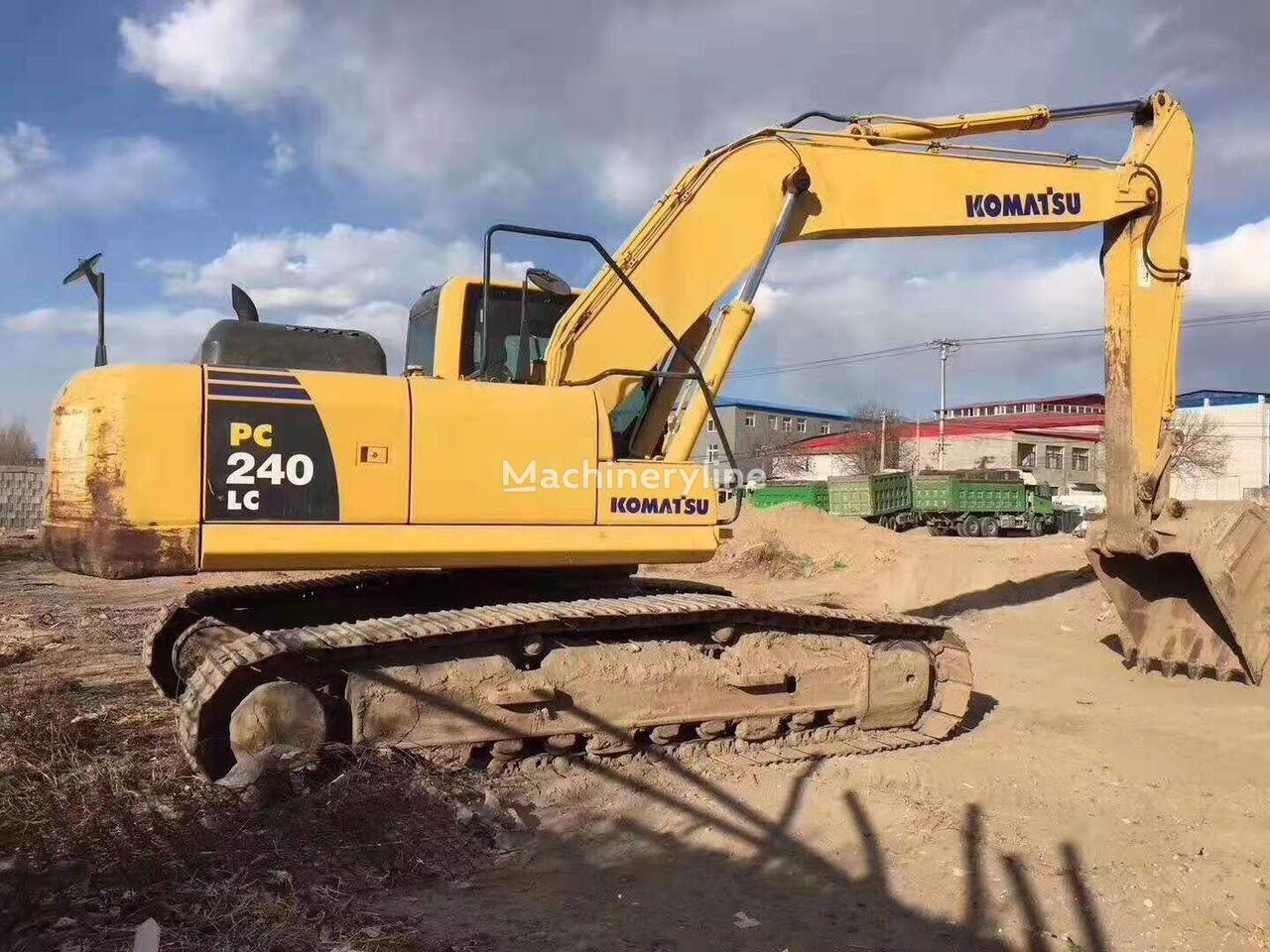 KOMATSU PC240 excavadora de cadenas