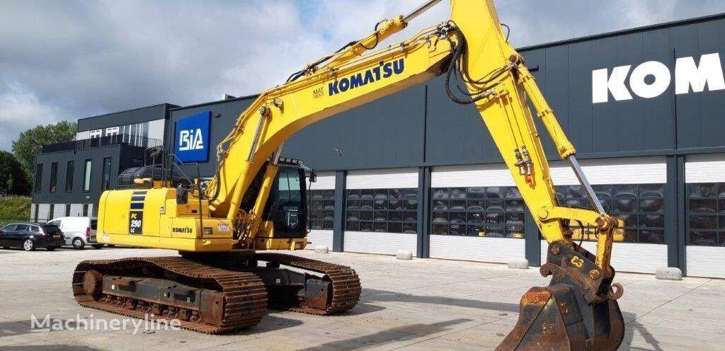 KOMATSU PC290 LC-11 excavadora de cadenas