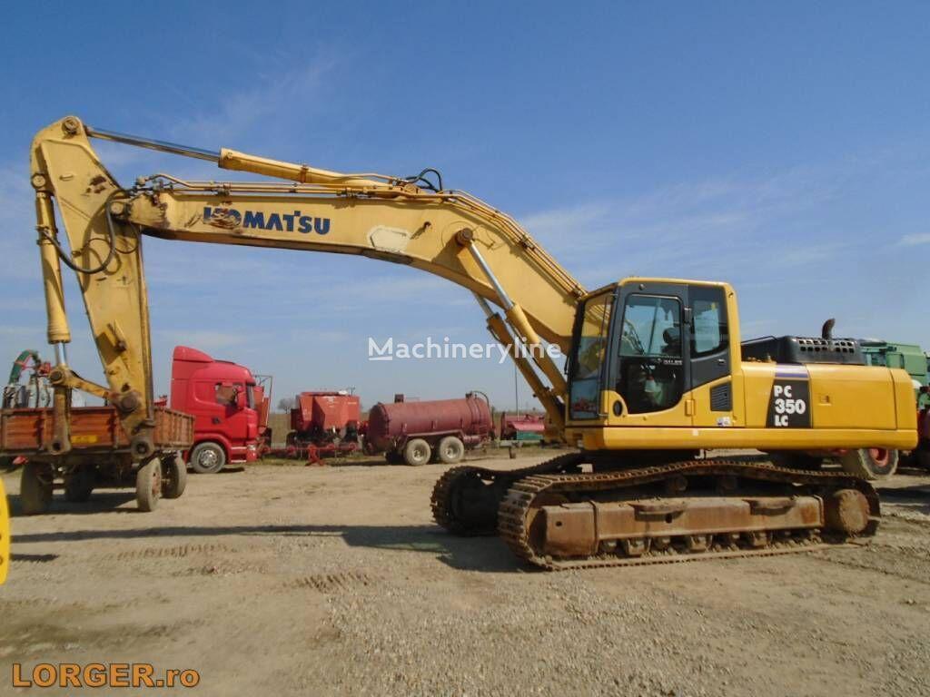 KOMATSU PC350NLC-8 excavadora de cadenas