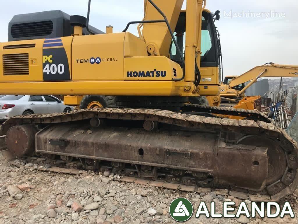KOMATSU PC400 excavadora de cadenas