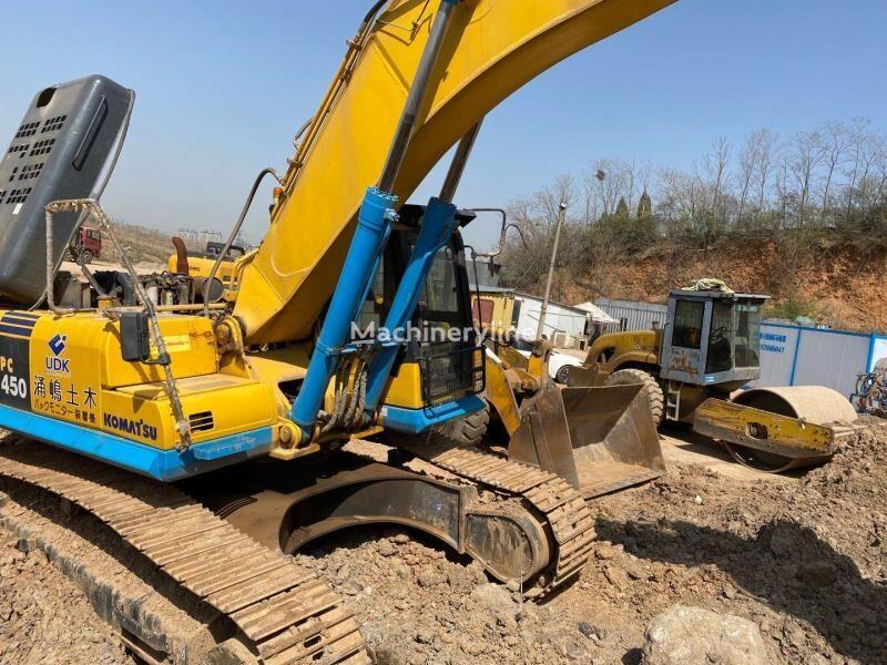 KOMATSU PC450  JAPAN  CRAWLER  EXCAVATOR excavadora de cadenas