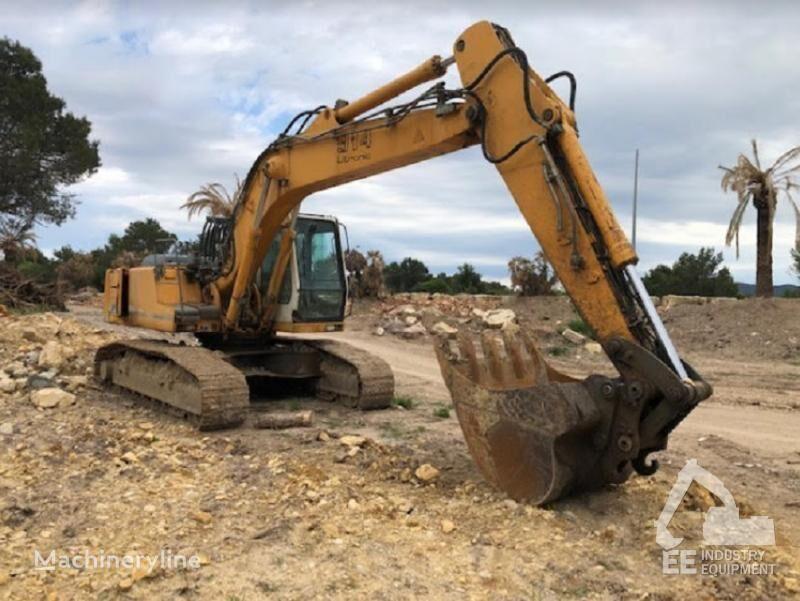 LIEBHERR R 914 B HDSL excavadora de cadenas