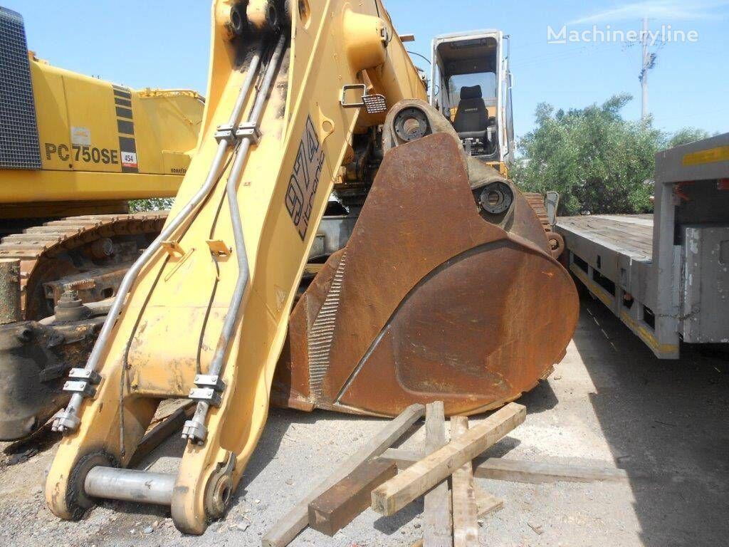 LIEBHERR R 974 B HD excavadora de cadenas