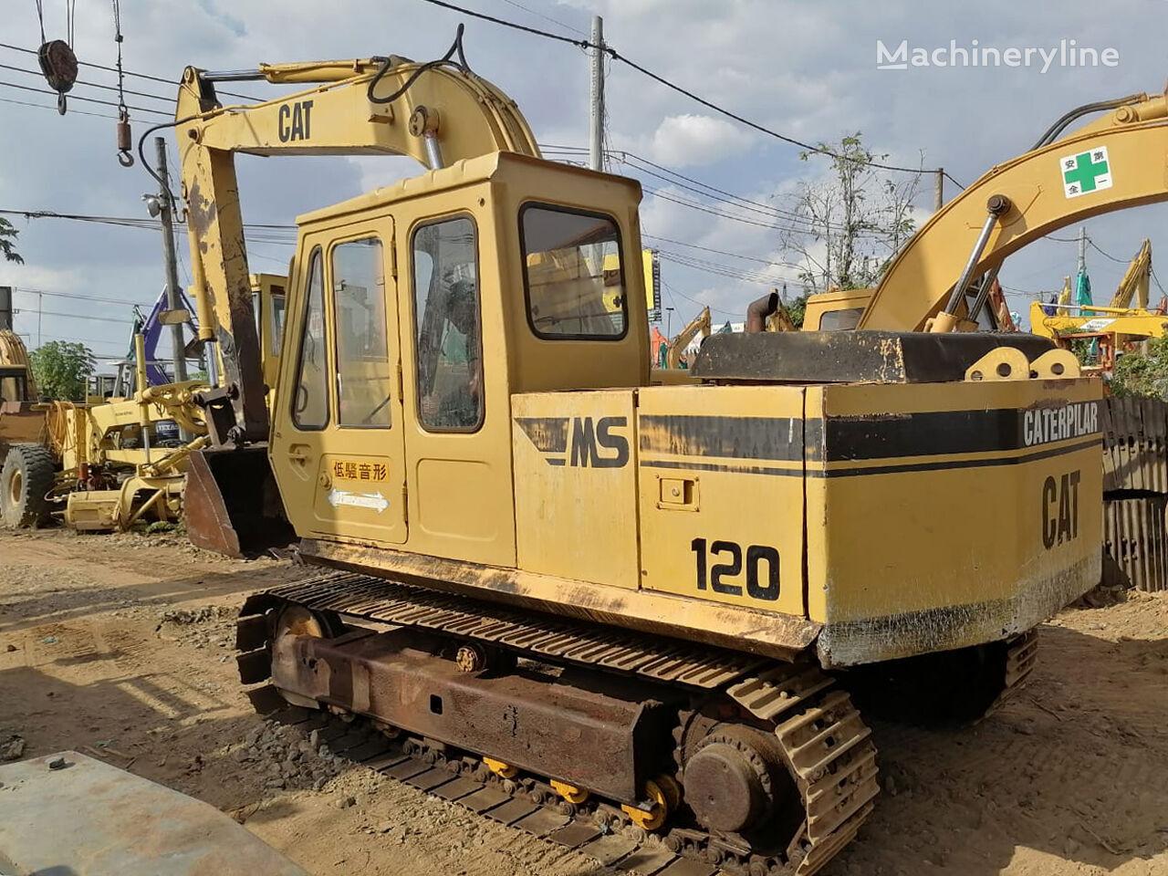 MITSUBISHI MS120-8 excavadora de cadenas