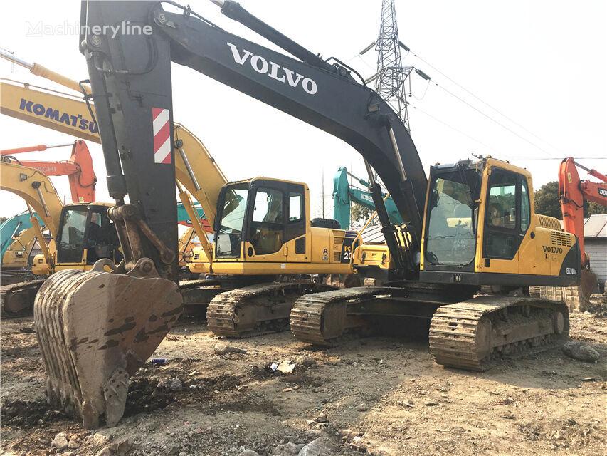 VOLVO 210BLC excavadora de cadenas