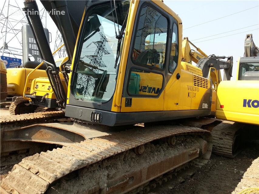 VOLVO 290BLC excavadora de cadenas