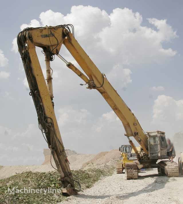 KOMATSU PC400LC – Longfront  Abbruchbagger / Demolition excavator excavadora de demolición