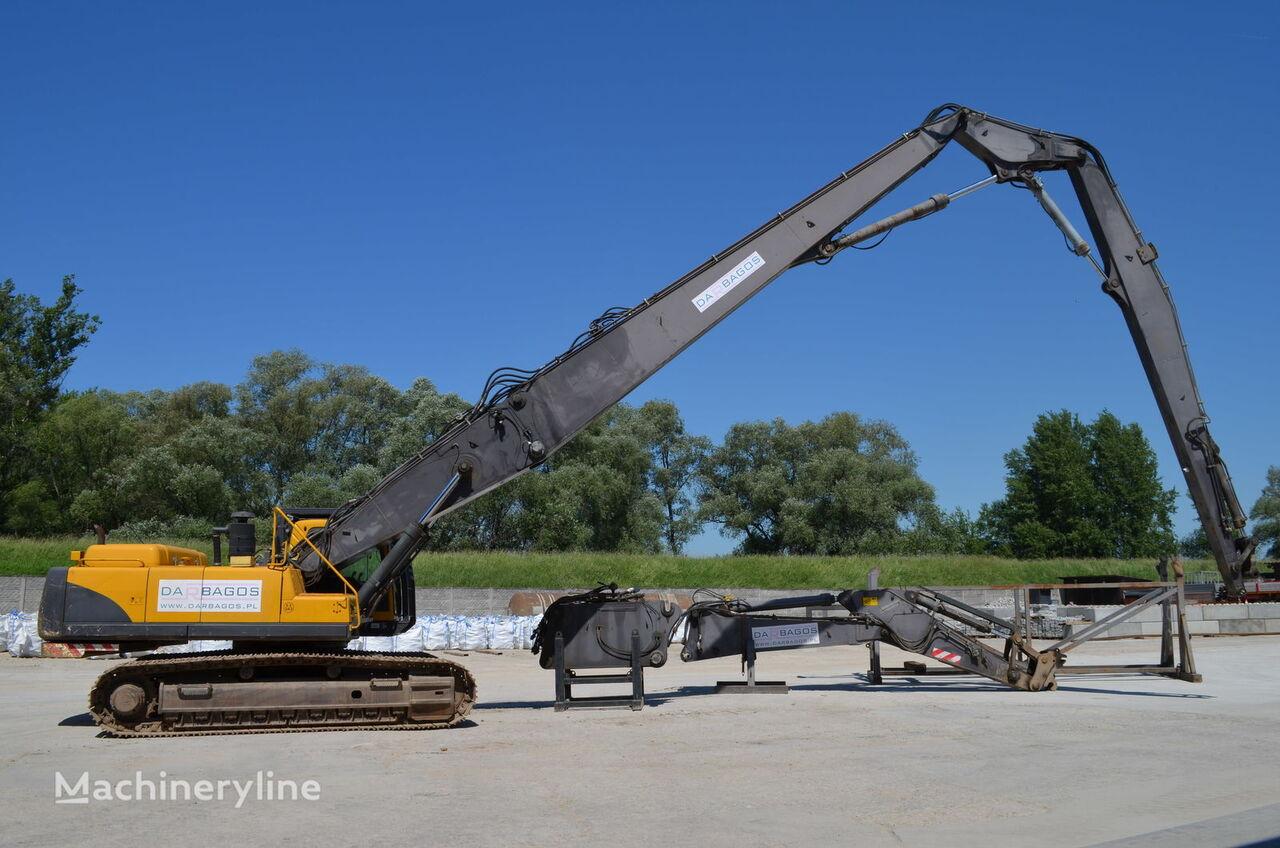 excavadora de demolición VOLVO EC 460