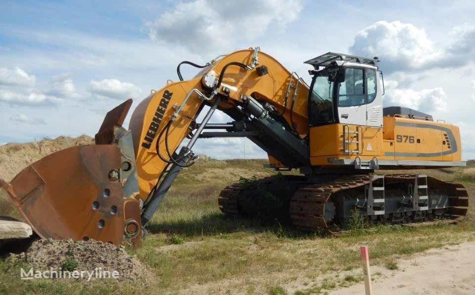 excavadora de minería LIEBHERR R976HD