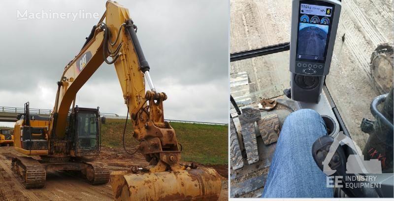 CATERPILLAR 320 EL excavadora de orugas