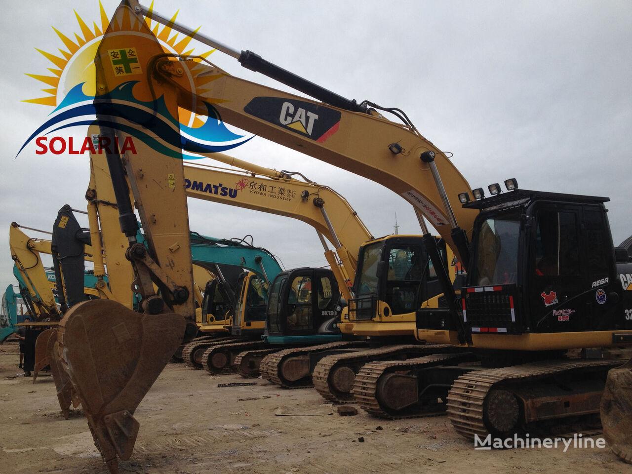 CATERPILLAR 320D excavadora de orugas