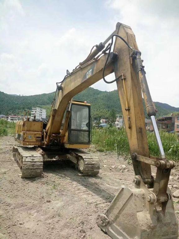 excavadora de orugas CATERPILLAR CAT 120B 60B