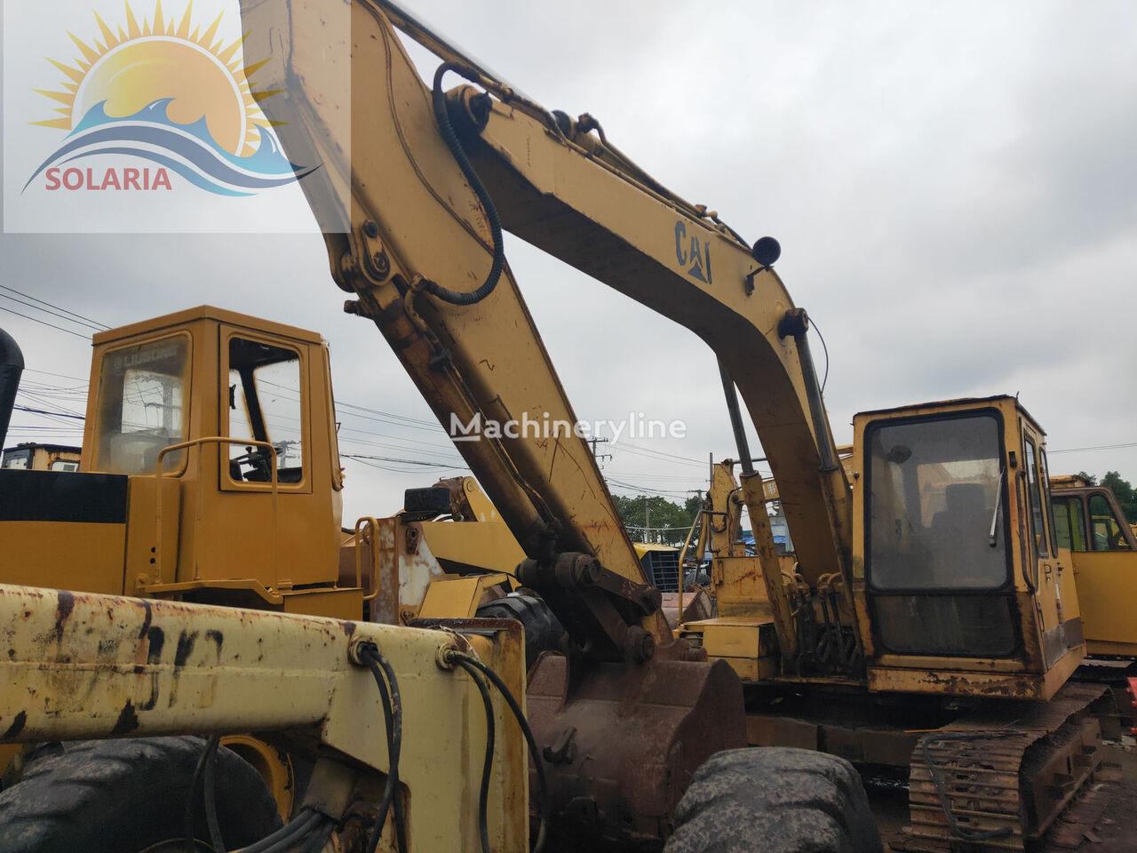 CATERPILLAR E120B excavadora de orugas