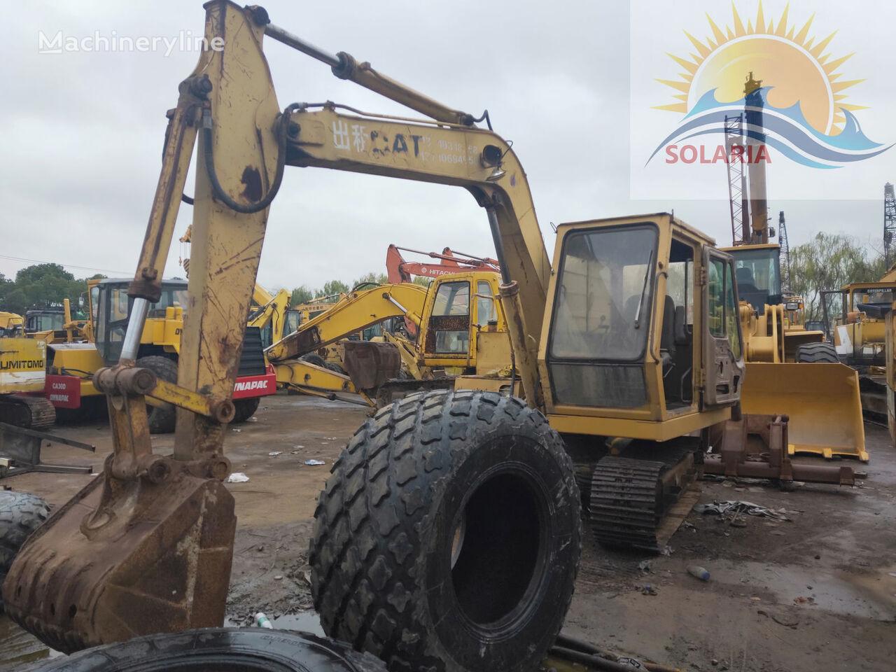 CATERPILLAR E70B excavadora de orugas