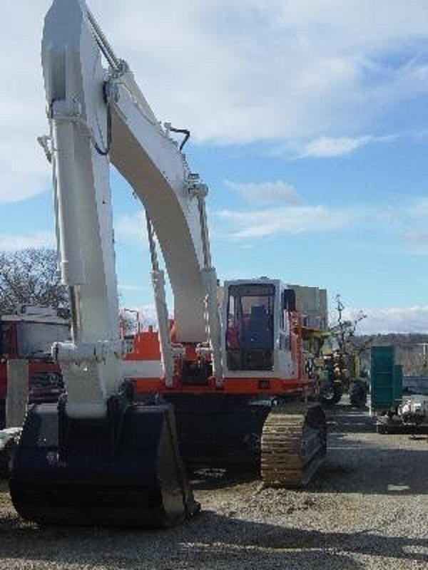 excavadora de orugas DAEWOO DH 450