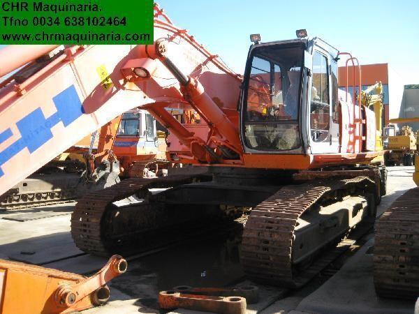 FIAT-HITACHI EX455 excavadora de orugas