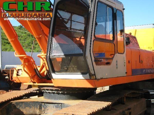 FIAT-HITACHI FH200 - FH220 excavadora de orugas