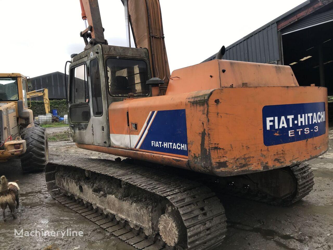 FIAT-HITACHI Fh200-3  excavadora de orugas