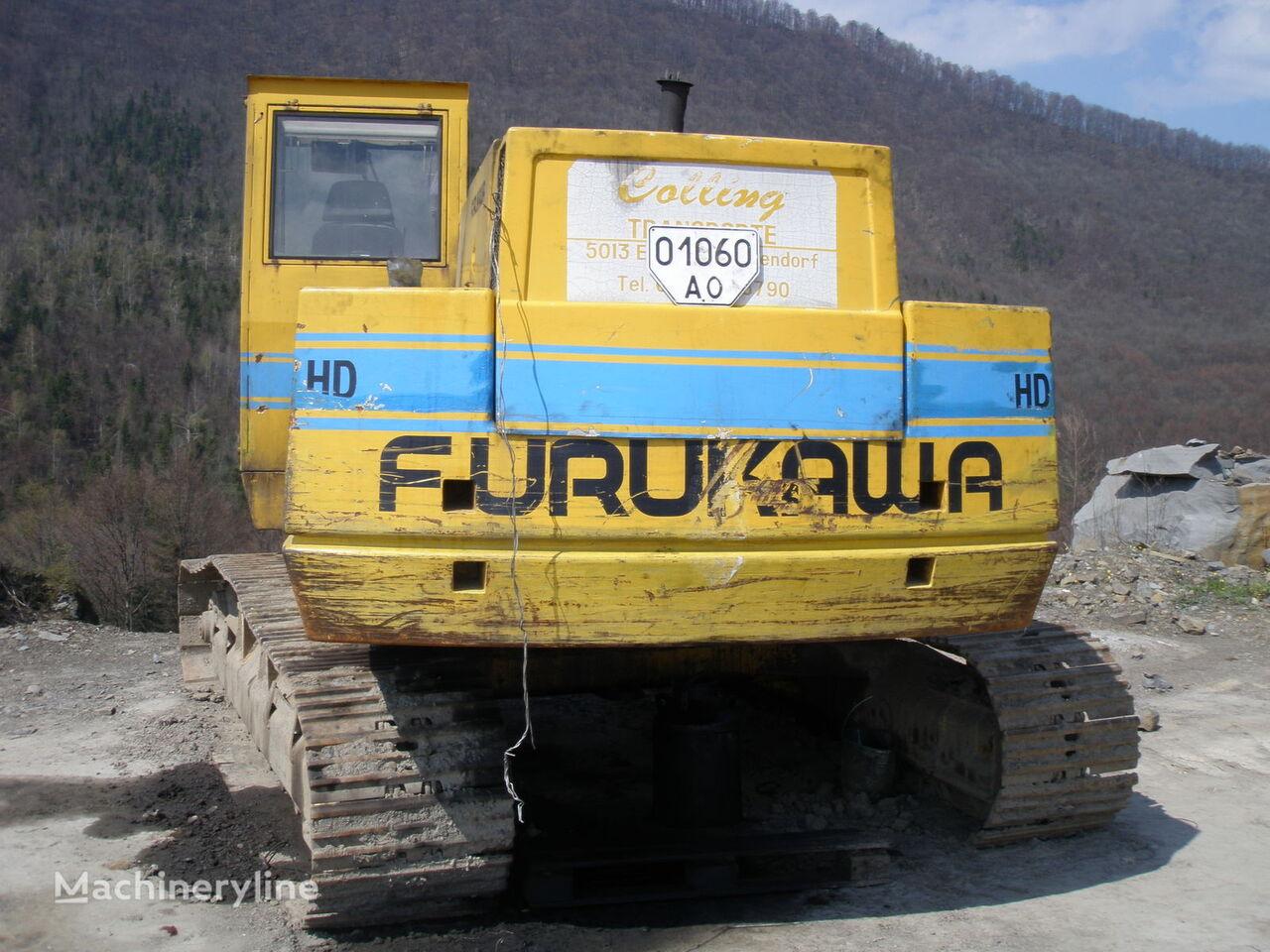 excavadora de orugas FURUKAWA 640HD
