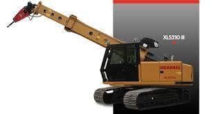 GRADALL XL 3210 4210 5210 3310 4310 5310 7320 excavadora de orugas