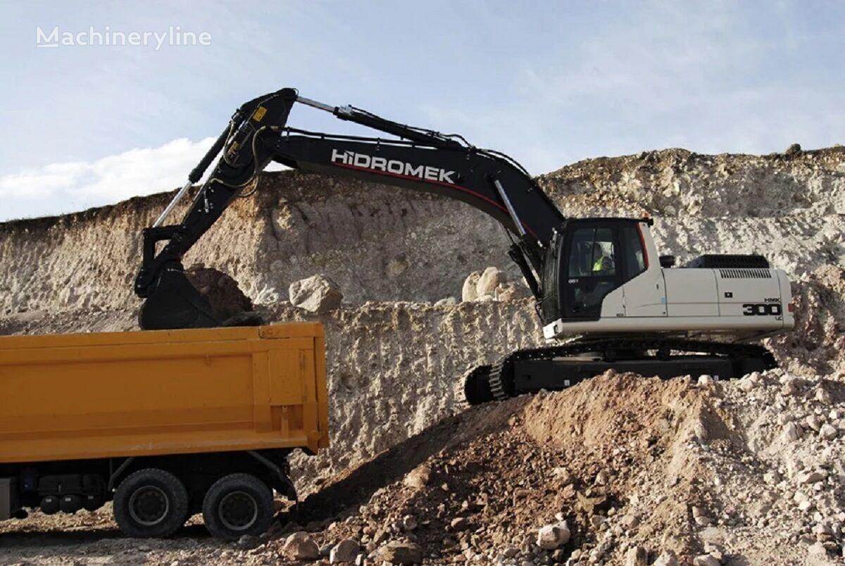 HIDROMEK  300 LC excavadora de orugas nueva
