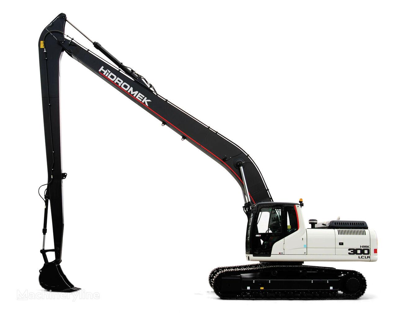 HIDROMEK  HMK 300LC LR excavadora de orugas nueva