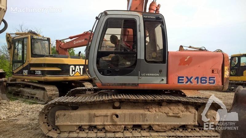 HITACHI EX 165 LC excavadora de orugas