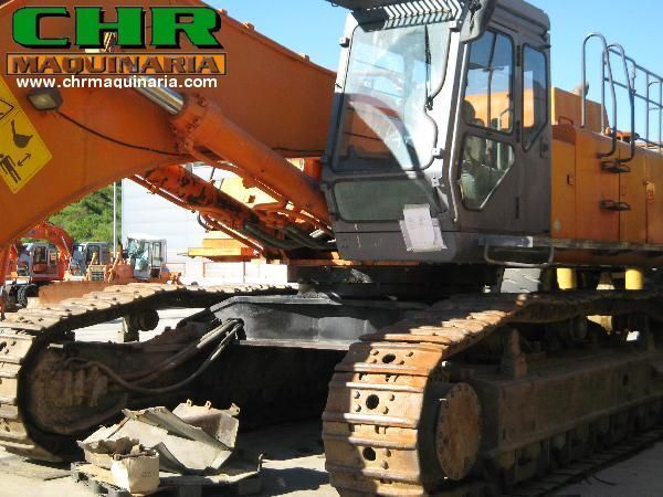 HITACHI EX800 excavadora de orugas