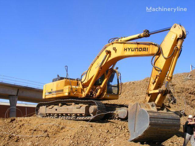 excavadora de orugas HYUNDAI R450 LC7