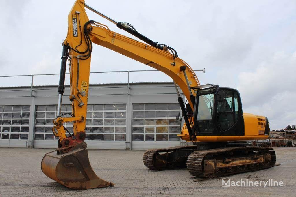excavadora de orugas JCB JS220 LC