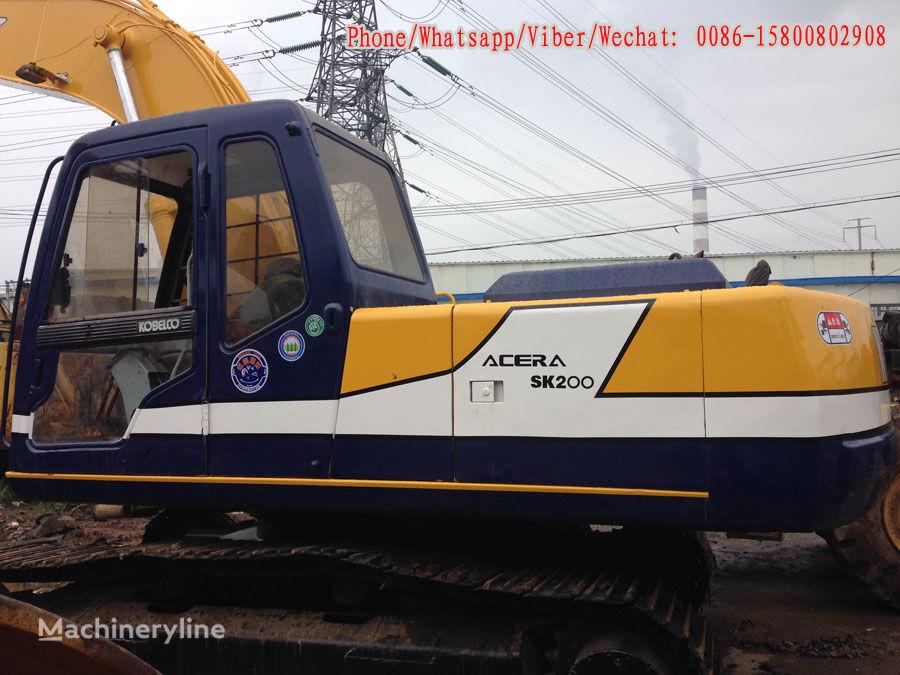 KOBELCO SK200-3 excavadora de orugas