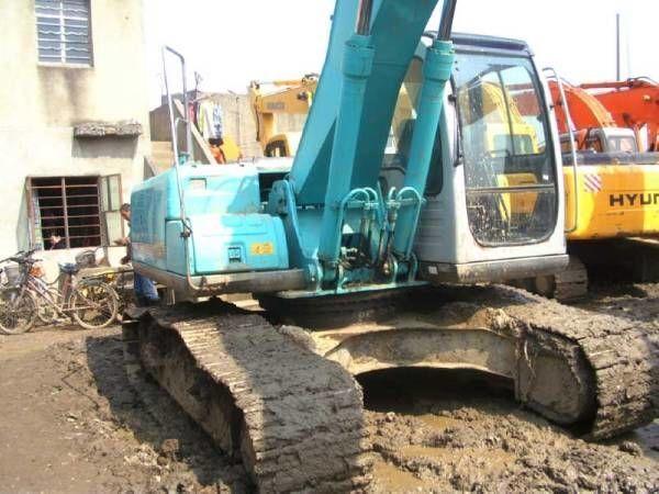 KOBELCO SK200-6E excavadora de orugas