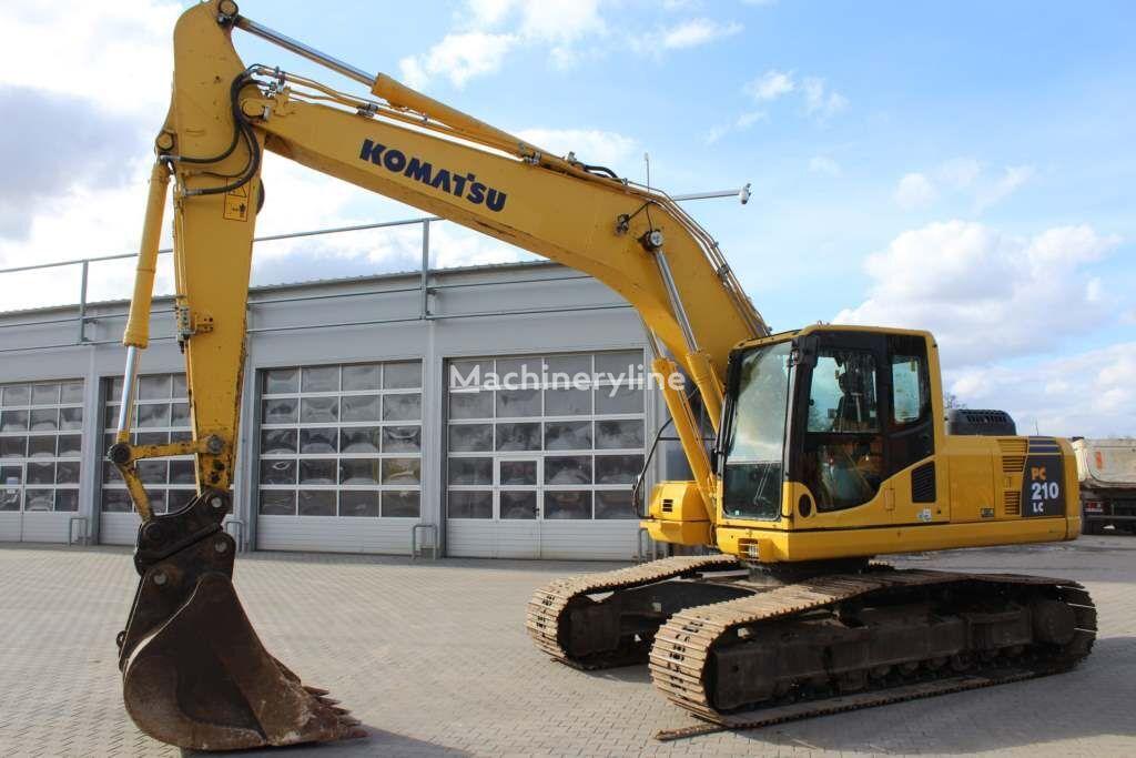 KOMATSU PC210 LC-8 excavadora de orugas