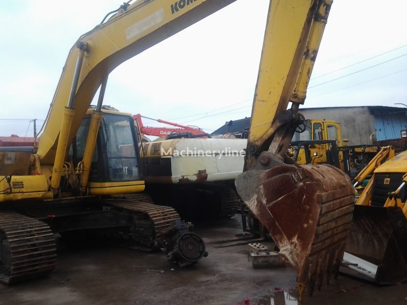 KOMATSU PC220-6 excavadora de orugas