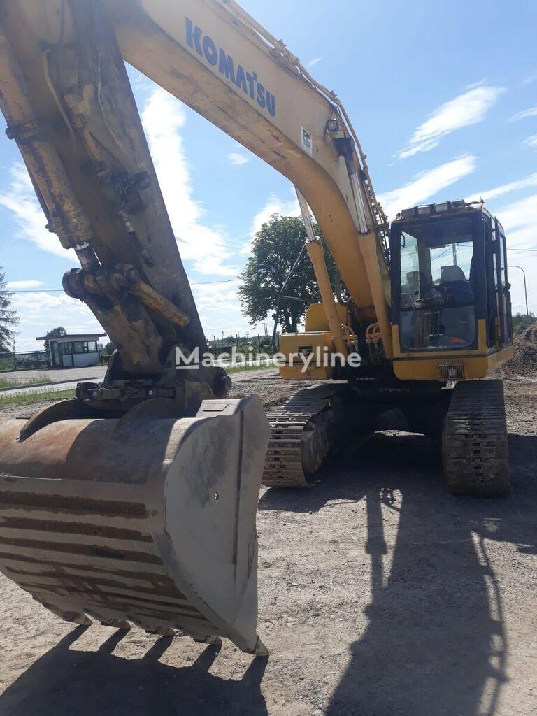 KOMATSU PC230 NHD-8 excavadora de orugas