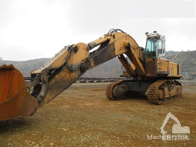 LIEBHERR R 974 BS HD LITRONIC excavadora de orugas