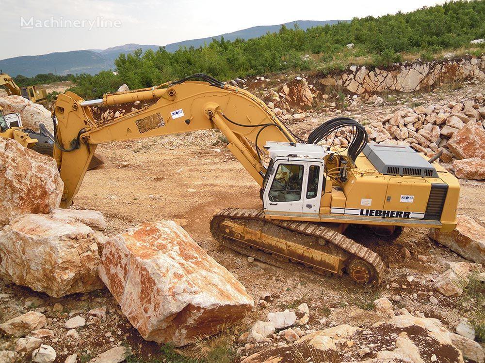 excavadora de orugas LIEBHERR R974BHD