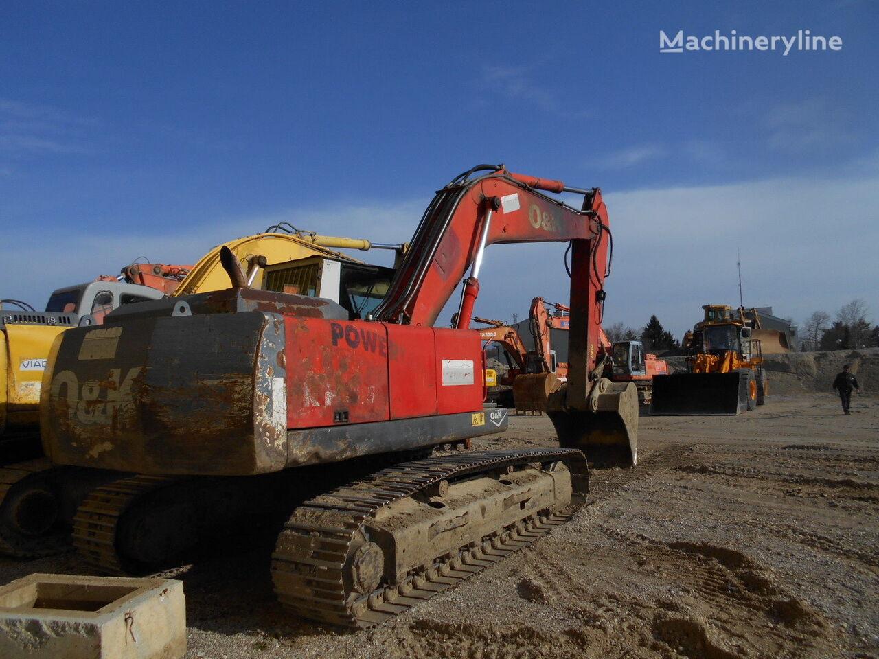 O&K RH8.5 excavadora de orugas
