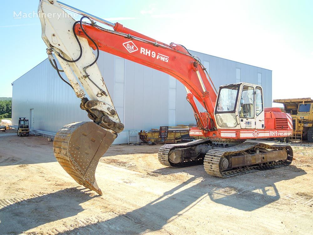 O&K RH9 PMS excavadora de orugas