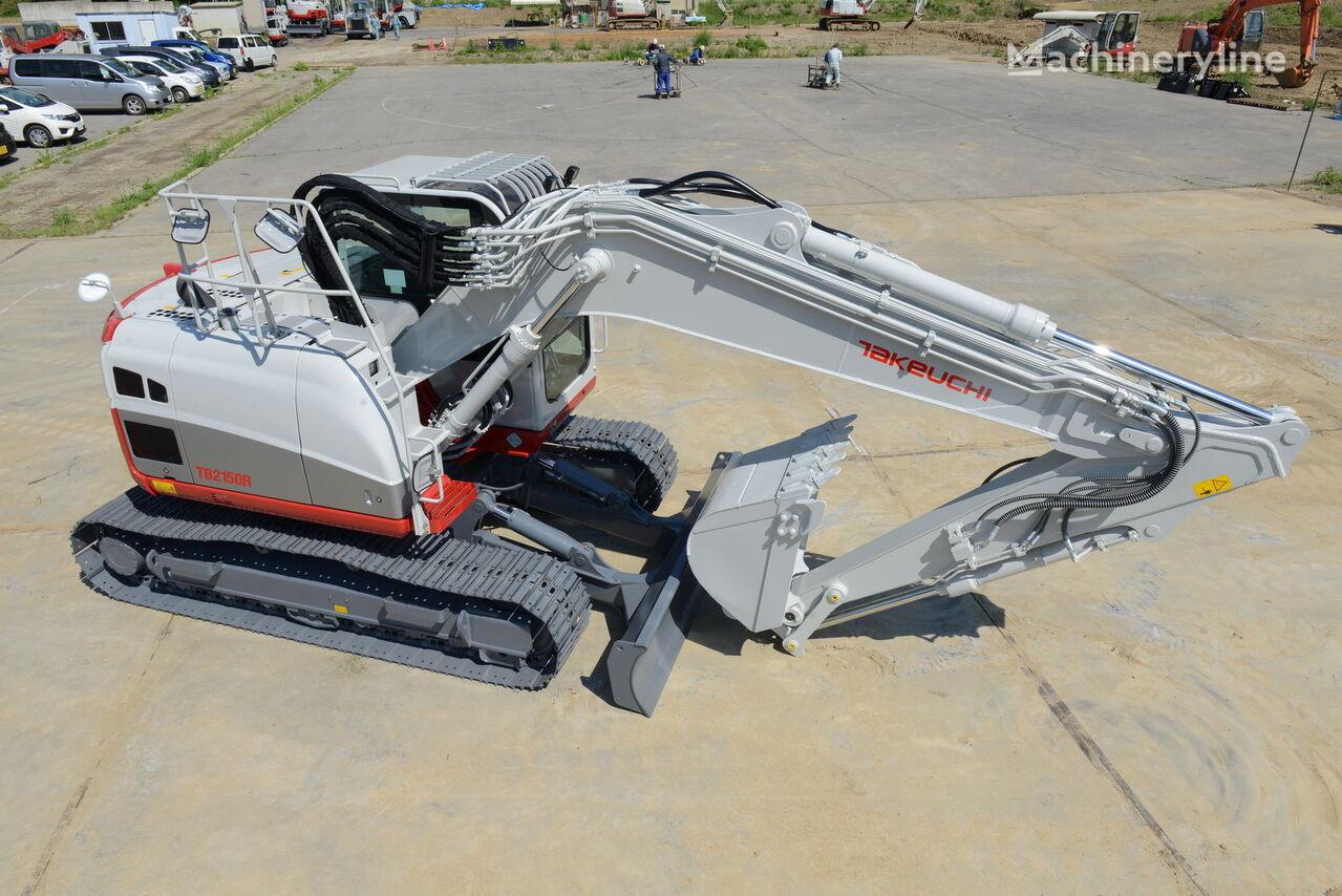 excavadora de orugas TAKEUCHI TB 2150R nueva