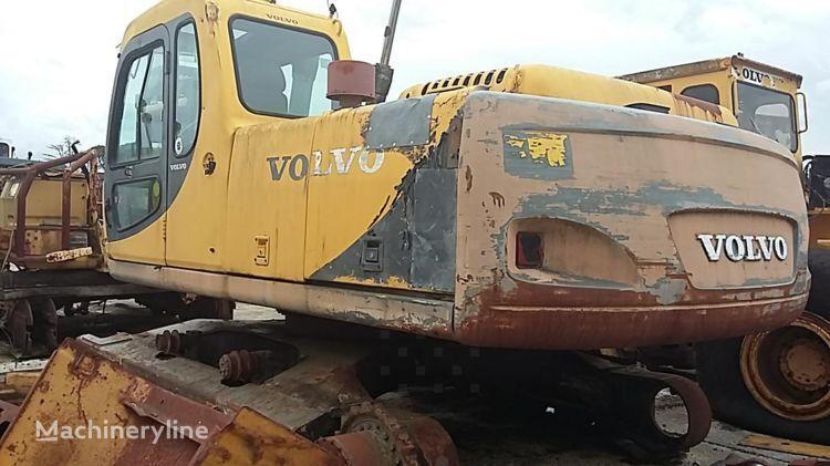 excavadora de orugas VOLVO EC210