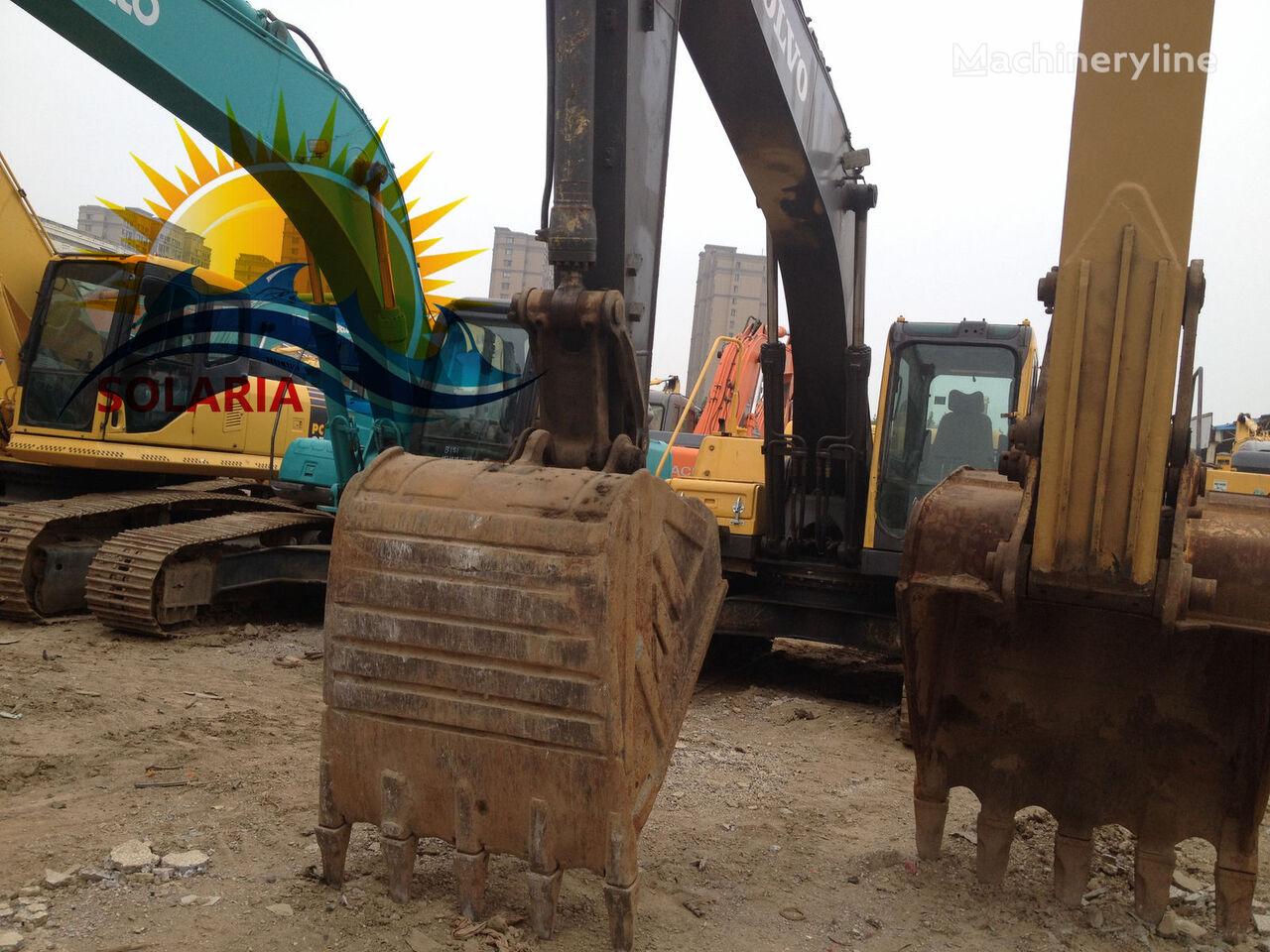 VOLVO EC210BLC excavadora de orugas