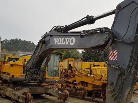 excavadora de orugas VOLVO EC340 (PIEZAS / DESGUACE) para piezas