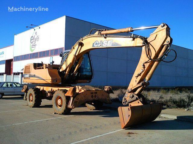 CASE WX200 excavadora de ruedas