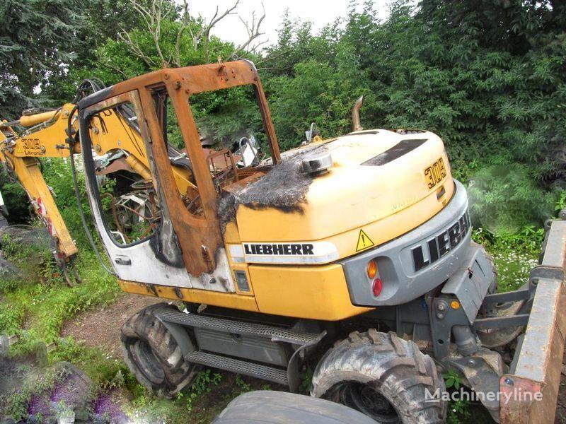 LIEBHERR LITRONIC 309 *2006*  excavadora de ruedas